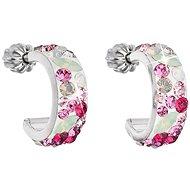 EVOLUTION GROUP 31118.3 sweet love náušnice dekorované krystaly Swarovski® (925/1000, 1 g) - Náušnice