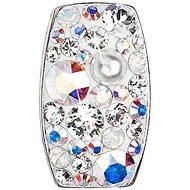 EVOLUTION GROUP 34194.9 obdélník paradise shine dekorovaný krystaly Swarovski® s AB efektem (925/100