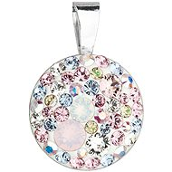 EVOLUTION GROUP 34225.3 sweet love přívěsek dekorovaný krystaly Swarovski® (925/1000, 1 g) - Přívěsek