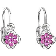 EVOLUTION GROUP 11177.3 Pink Zircon (925/1000, 1.2g) - Earrings
