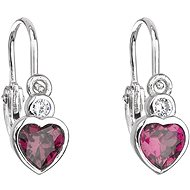 EVOLUTION GROUP 11178.3 Pink Zircon (925/1000, 1g) - Earrings