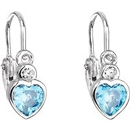 EVOLUTION GROUP 11178.3 Blue Zircon (925/1000, 1g) - Earrings