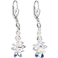 EVOLUTION GROUP 31245.2 Pendant Decorated Swarovski® Crystals with AB Effects (925/1000, 1g) - Earrings