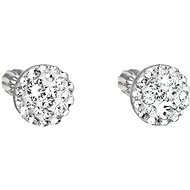 EVOLUTION GROUP 31336.1 Decorated Swarovski® Crystals (Silver 925/1000; 1g) - Earrings