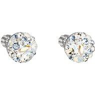 EVOLUTION GROUP 31336.3 lt. sapphire s krystaly Swarovski® (stříbro 925/1000; 1 g)