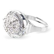 Prsten JSB Bijoux Silver 92700309 (Ag925/1000, 4,12 g) - Prsten