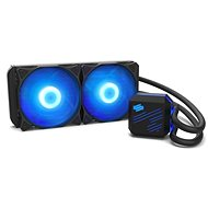 SilentiumPC Navis RGB 240 AiO - Vodní chlazení