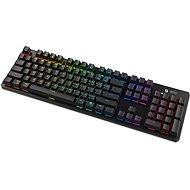 SPC Gear GK540 Magna Kailh Brown RGB - Herní klávesnice