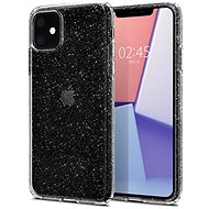 Spigen Liquid Crystal Glitter Clear iPhone 11 - Kryt na mobil