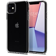 Spigen Liquid Crystal Clear iPhone 11 - Kryt na mobil