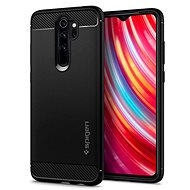 Spigen Rugged Armor Xiaomi Redmi Note 8 Pro,  Black - Mobile Case
