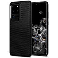 Spigen Liquid Air Black Samsung Galaxy S20 Ultra - Kryt na mobil