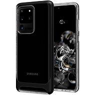 Spigen Neo Hybrid Crystal, Galaxy S20 Ultra Black - Kryt na mobil