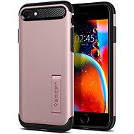 Spigen Slim Armor Rose Gold iPhone SE 2020/8/7