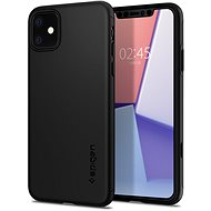 Spigen Thin Fit Classic Black iPhone 11