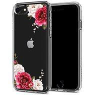 Spigen Ciel Cecile Red Floral iPhone SE 2020/8/7 - Kryt na mobil