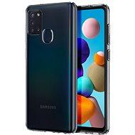 Spigen Liquid Crystal Clear Samsung Galaxy A21s - Kryt na mobil