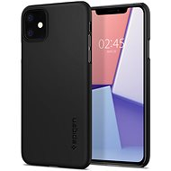 Spigen Thin Fit Black iPhone 11