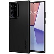 Spigen Thin Fit Black Samsung Galaxy Note20 Ultra 5G - Kryt na mobil