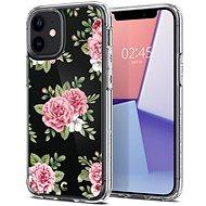 Spigen Cecile Pink iPhone 12 Mini - Kryt na mobil