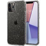 Spigen Liquid Crystal Glitter Clear iPhone 12/iPhone 12 Pro - Kryt na mobil