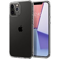 Spigen Liquid Crystal, Clear, iPhone 12/iPhone 12 Pro - Mobile Case