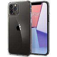 Spigen Quartz Hybrid Clear iPhone 12/iPhone 12 Pro - Kryt na mobil