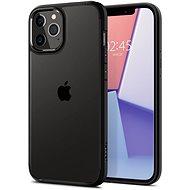 Spigen Ultra Hybrid Black iPhone 12/iPhone 12 Pro - Kryt na mobil