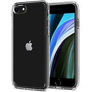 Spigen Crystal Hybrid Clear iPhone SE/8/7 - Kryt na mobil