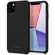 Spigen Silicone Fit Black iPhone 11 Pro