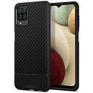 Spigen Core Armor Black Samsung Galaxy A12 - Kryt na mobil