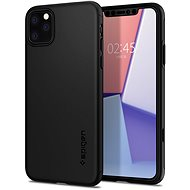 Spigen Thin Fit, Classic Black, for the  iPhone 11 Pro Max