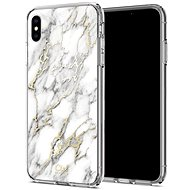 Spigen Ciel By CYRILL Cecile Case Marble iPhone XS Max - Kryt na mobil