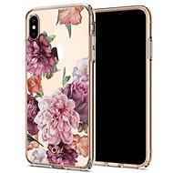 Spigen Ciel By CYRILL Cecile Case Rose iPhone XS Max - Kryt na mobil