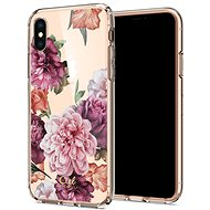 Spigen Ciel By CYRILL Cecile Case Rose iPhone XS/X - Kryt na mobil
