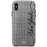 Spigen CYRILL New York Case Black iPhone XS Max - Kryt na mobil