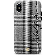 Spigen CYRILL New York Case Black iPhone XS/X - Kryt na mobil