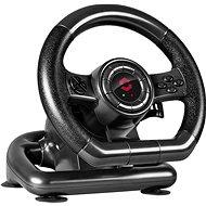 Speedlink BLACK BOLT Racing Wheel - for PC, black - Volant
