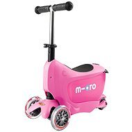 Micro Mini 2go Deluxe pink - Children's scooter
