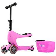Micro Mini 2go Deluxe růžová - Sportovní odrážedlo