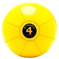 Jordan Gumový medicinball 4 kg - Medicinbal