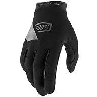 100% RIDECAMP USA černá - Cyklistické rukavice
