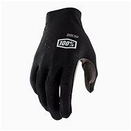 100% SLING USA černá - Cyklistické rukavice