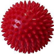 Acra Ježek 9 červený - Masážní míč