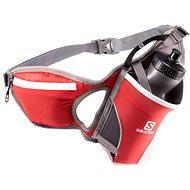 Salomon Hydro 45 belt bright red/iron - Sportovní ledvinka