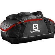 Salomon Prolog 40 bag black/bright red - Sportovní taška