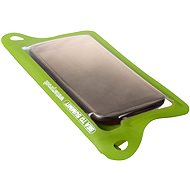 Sea to Summit TPU Waterproof case for smartphone lime - Obal