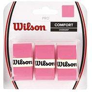 Wilson Pro Overgrip pink  - Tenisová omotávka