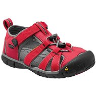 Keen Seacamp II CNX K Racing Red/Gargoyle - Sandals