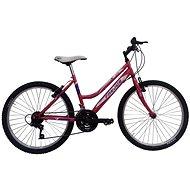 """Frejus 24"""" dívčí růžová - Dětské kolo 24"""""""